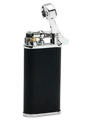 Lighters Kiribi Kabuto Black Matte
