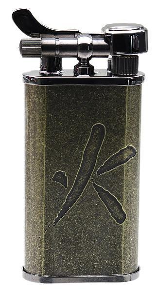 Lighters Kiribi Takara Brass