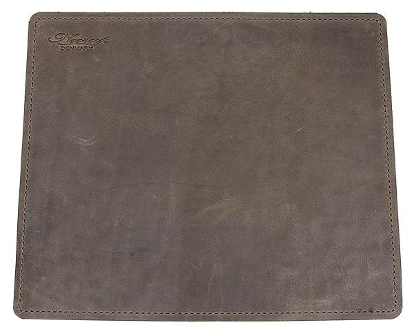 Neerup Leather Tobacco Mat Chocolate
