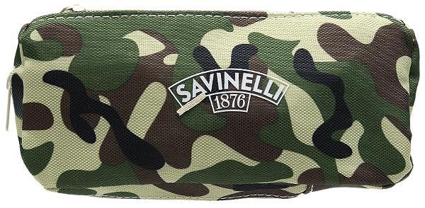 Pipe Accessories Savinelli Cloth 1 Pipe Combo Pouch Camouflage