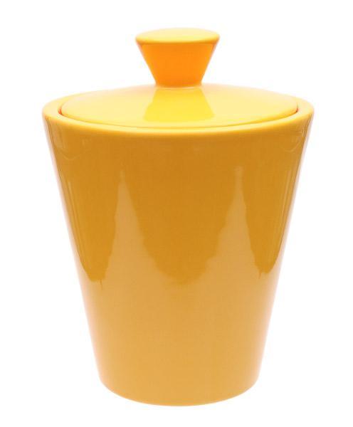 Savinelli Ceramic Tobacco Jar Light Orange