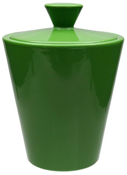 Pipe Accessories Savinelli Ceramic Tobacco Jar Light Green