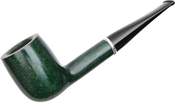Savinelli Arcobaleno Smooth Green (111 KS) (9mm)