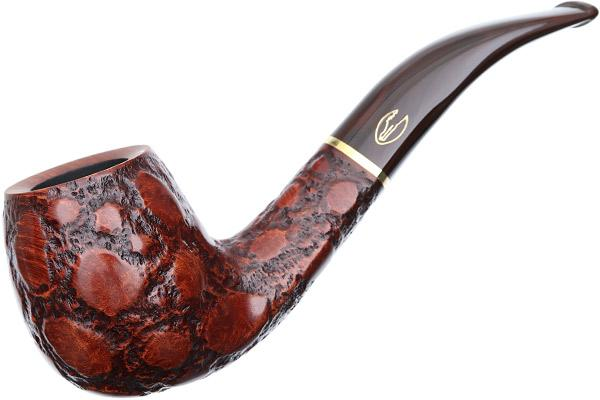 Savinelli Alligator Brown (677 KS) (6mm)