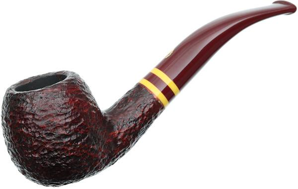 Savinelli Regimental Rusticated Brown (626) (9mm)