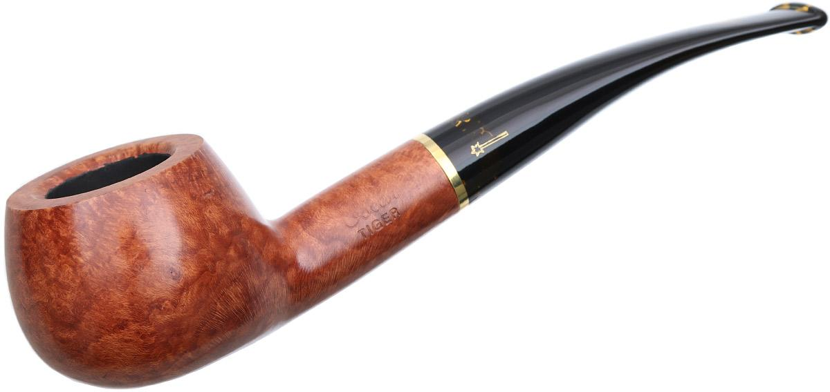 Savinelli Oscar Tiger Smooth (315 KS) (9mm)