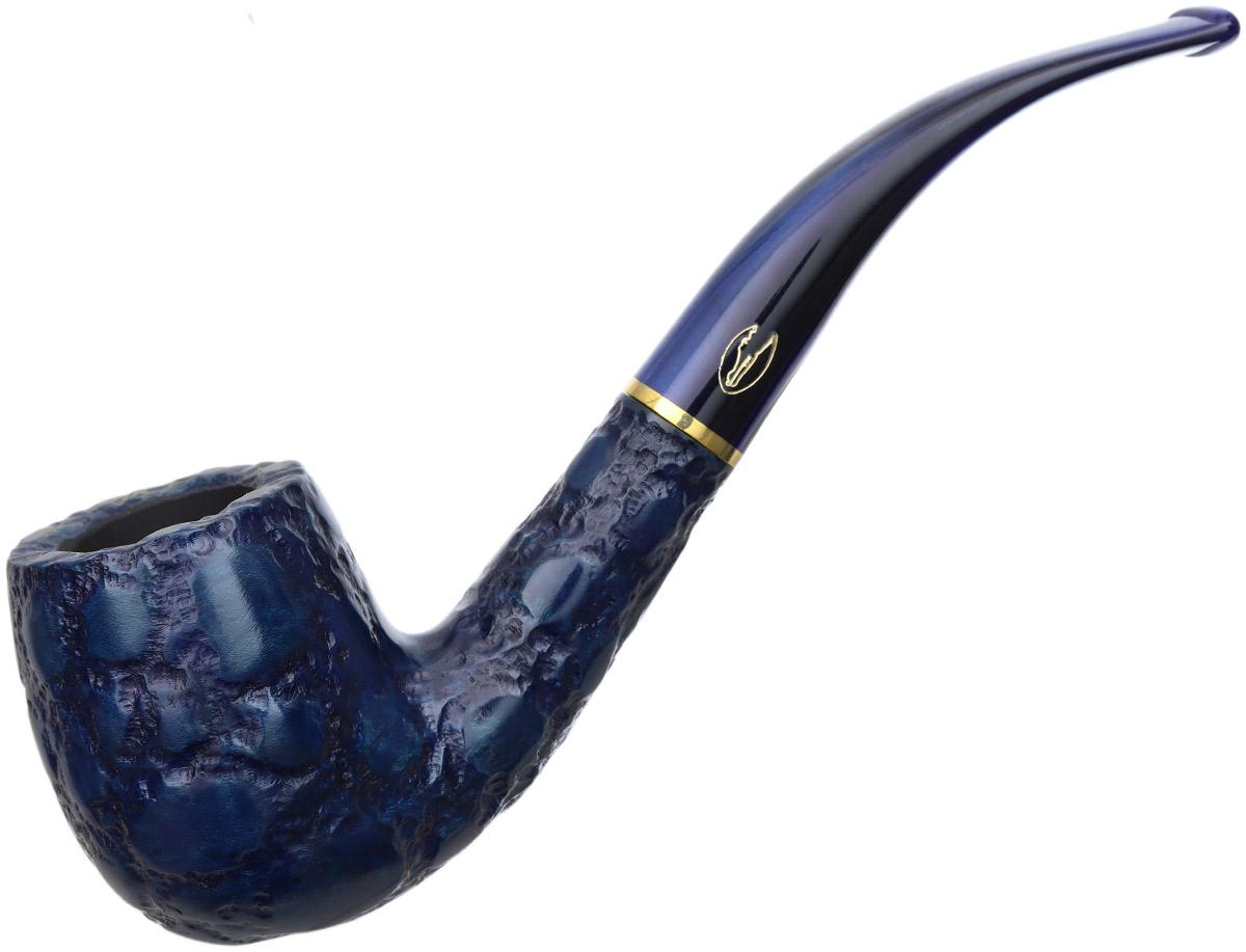 Savinelli Alligator Blue (606 KS) (9mm)