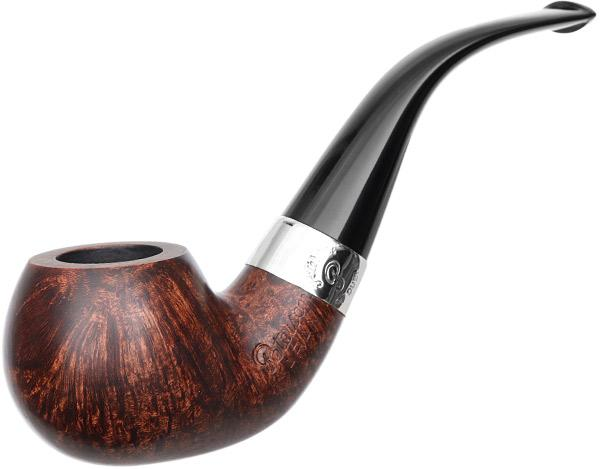 Peterson Aran Nickel Mounted Smooth (03) Fishtail