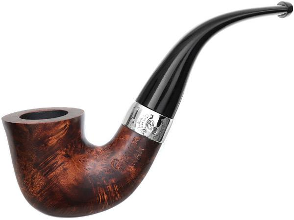 Peterson Aran Nickel Mounted Smooth (05) Fishtail