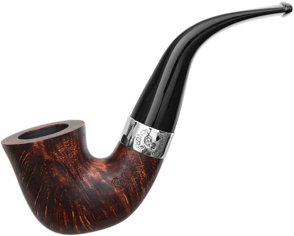 Peterson Aran Nickel Mounted Smooth (05) Fishtail (9mm)