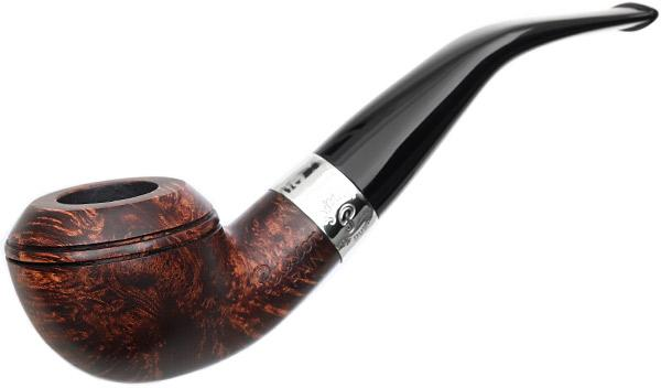 Peterson Aran Nickel Mounted Smooth (999) Fishtail (9mm)