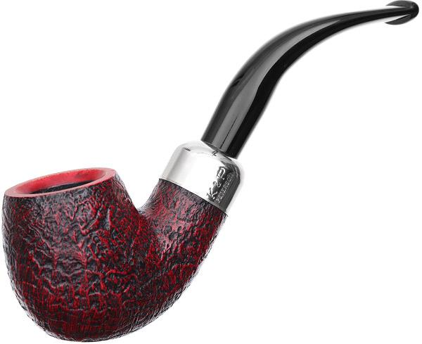Peterson Arklow Sandblasted Red (221) Fishtail