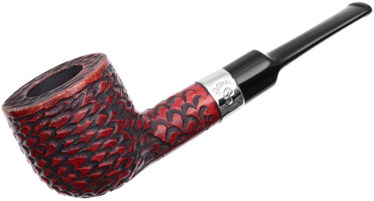 Peterson Dublin Edition Rusticated (606) Fishtail 9mm