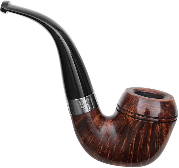 Peterson Sherlock Holmes Smooth Dark Watson Fishtail