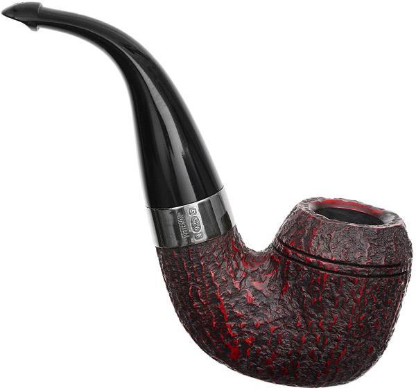 Peterson Sherlock Holmes Rusticated Baskerville P-Lip (9mm)