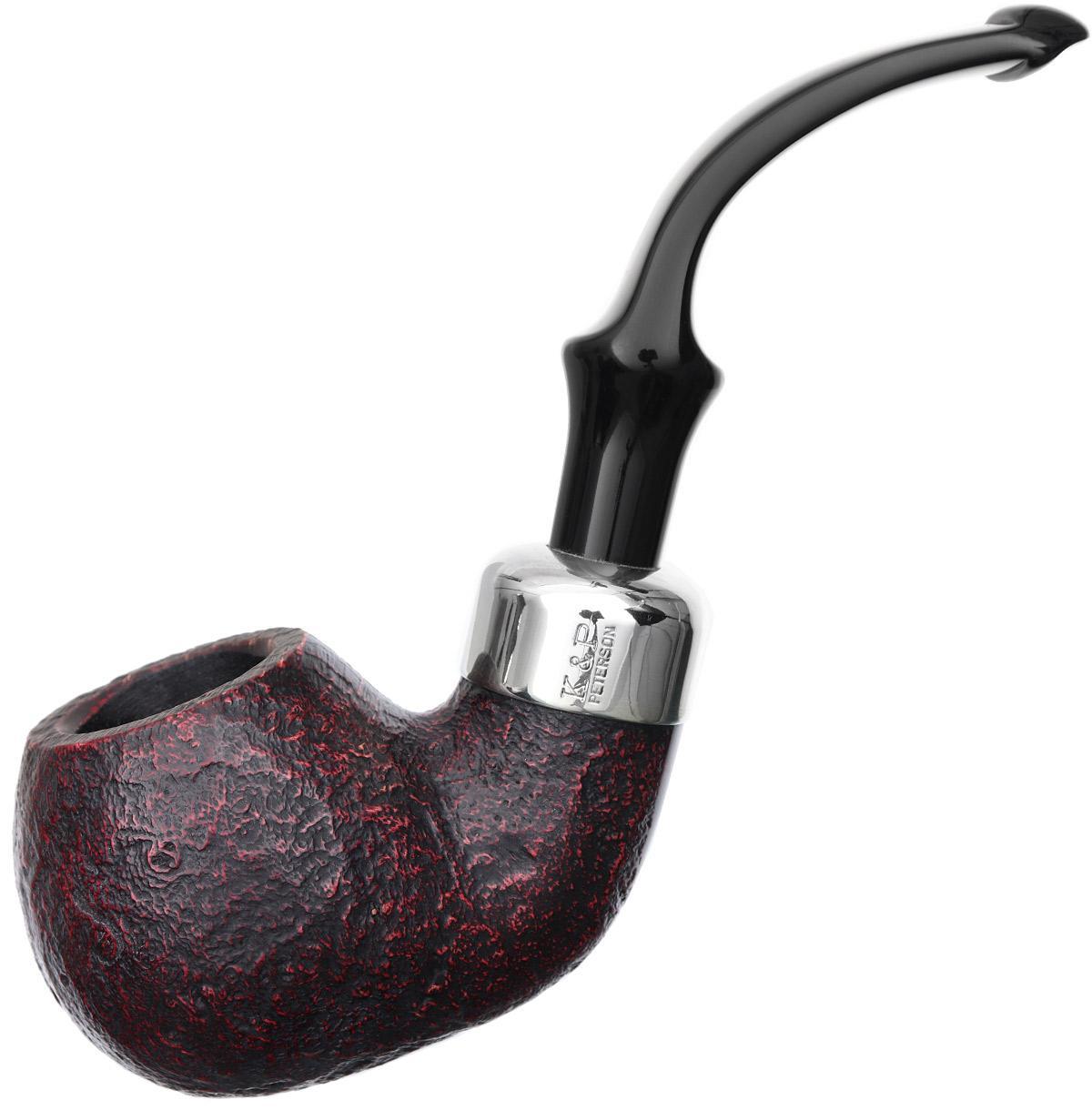 Peterson System Standard Sandblasted (302) P-Lip