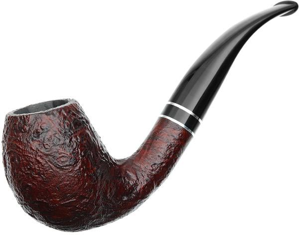 Vauen Basic Sandblasted Bent Egg (4300) (9mm)