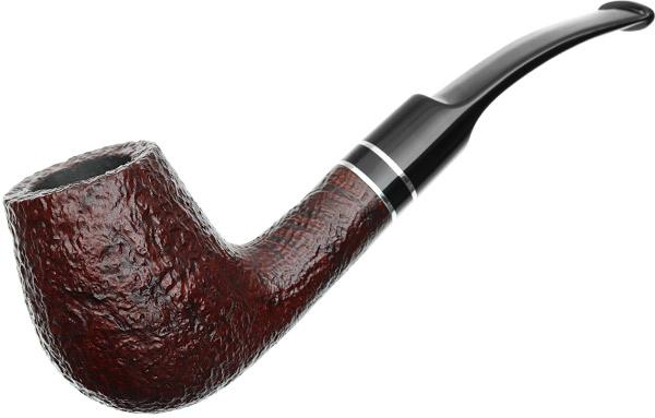 Vauen Basic Sandblasted Bent Billiard (4300) (9mm)