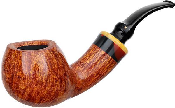 Winslow Smooth Bent Apple (9mm) (D)