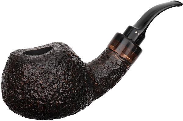 Winslow Ekstra Rusticated Bent Pot (9mm) (EG)