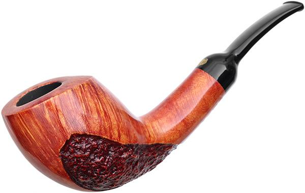 Winslow Crown Partially Rusticated Bent Egg (9mm) (Viking)