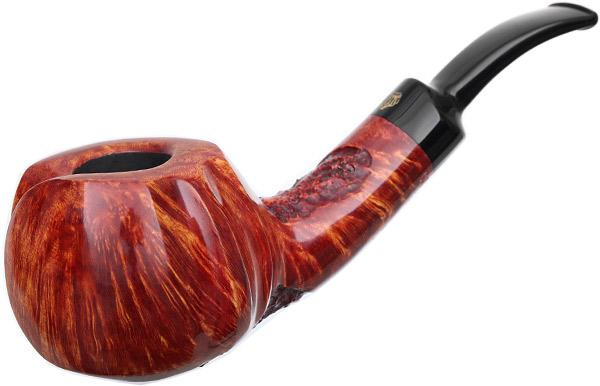 Winslow Crown Partially Rusticated Bent Pot (9mm) (Viking)