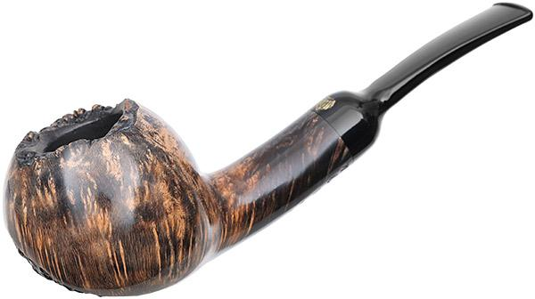 Crown Partially Rusticated Bent Apple (Viking)