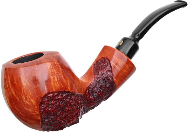 Winslow Crown Partially Rusticated Paneled Bent Egg (Viking)