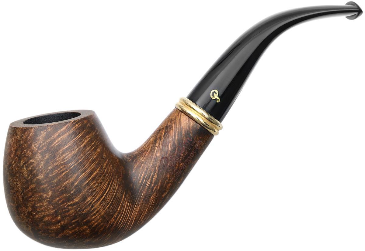 Irish Seconds Smooth Bent Brandy Fishtail (3)