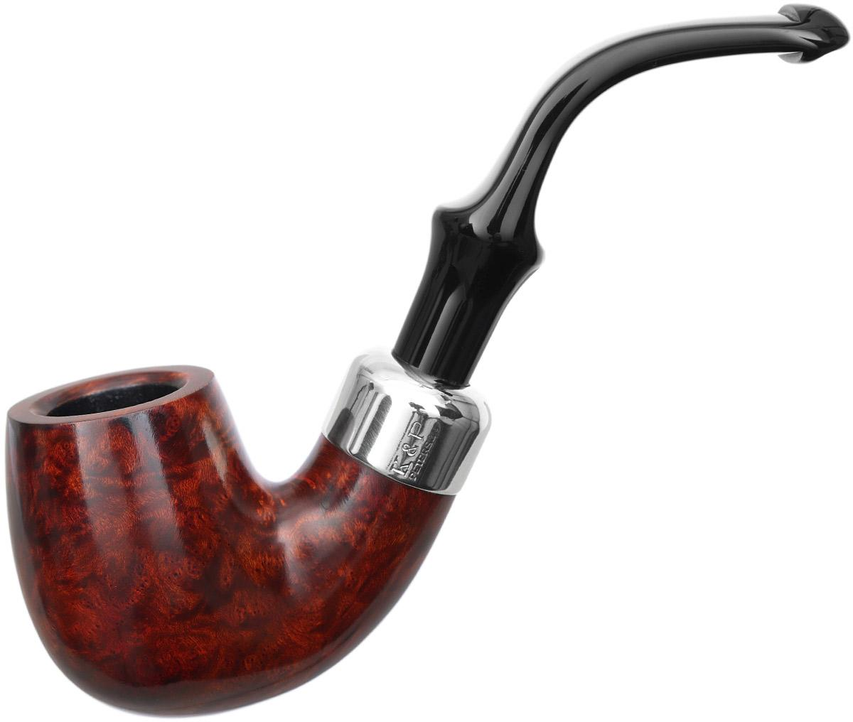 Irish Seconds Smooth Bent Billiard with Army Mount P-Lip (3)