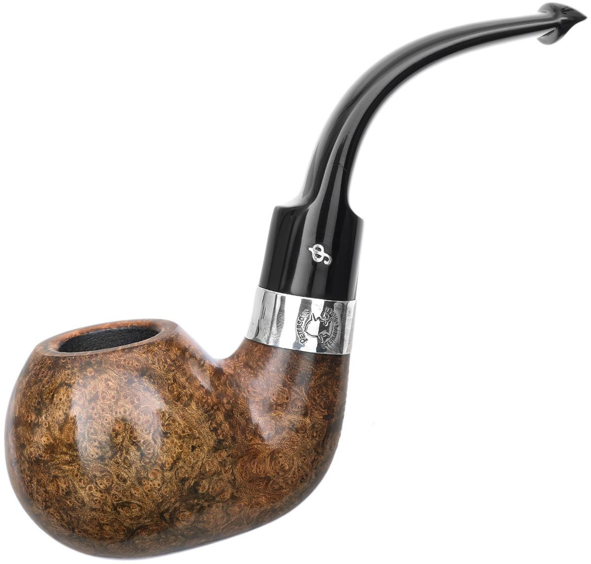 Irish Seconds Smooth Bent Apple P-Lip (2)