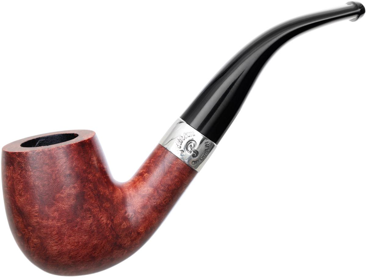 Irish Seconds Smooth Bent Billiard Fishtail (9mm) (3)