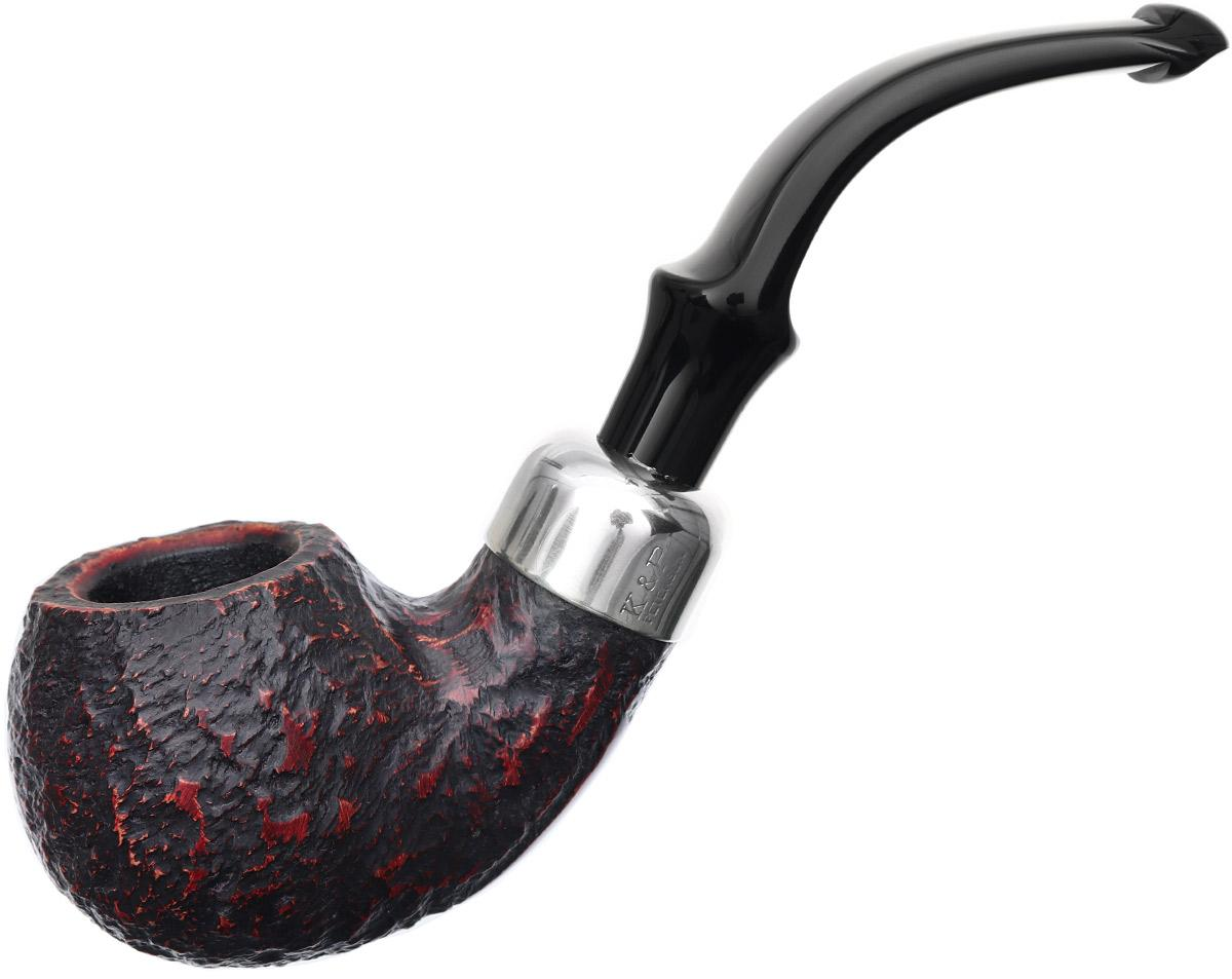 Irish Seconds Rusticated Bent Apple with Army Mount P-Lip (3)