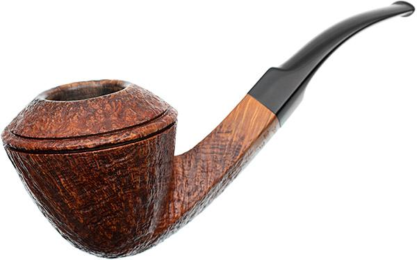 Danish Estates Lasse Skovgaard Sandblasted Bent Bulldog