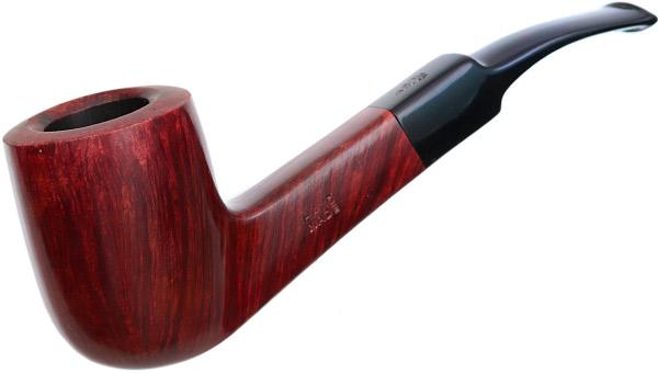 Italian Estates Savinelli Hand Made Smooth Bent Dublin (6mm)