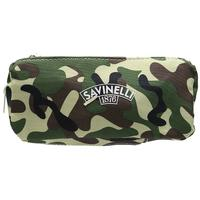 Pipe Accessories Savinelli Cloth 1 Pipe Combo Pouch Camouflage