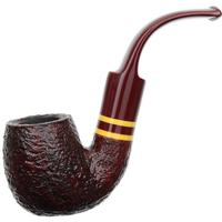Savinelli Regimental Rusticated Brown (614) (9mm)