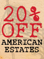 20% Off All American Estates