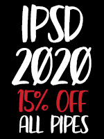 15% Off All Pipes