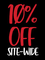 10% Off Site-Wide