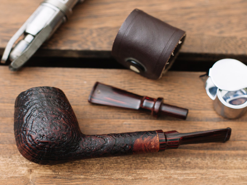 Jess Chonowitsch at Smokingpipes.eu