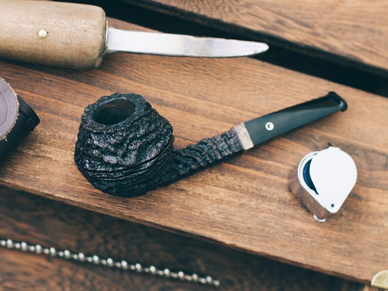 J.T. Cooke at Smokingpipes.eu